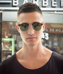 Mens Hairstyles With Glasses 49 Cool Short Hairstyles Haircuts For Men 2017 Guide