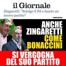 Giorgia Meloni - Zingaretti come Bonaccini: talmente hanno ...