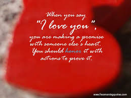 I Promise Quotes 100 Heart touching Love Promise Quotes Freshmorningquotes 41
