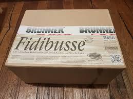 Brunner Fidibus 350 Stück