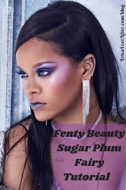 get the look step by step sugar plum fairy makeup tutorial purple makeup video