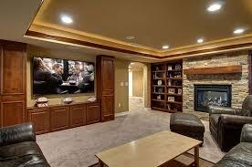 Half Round Ceiling Lamp Modern Tv Wall Home Theater Basement Cushion