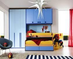 boy bedroom design ideas. Modren Boy Nice Blue Kids Bedroom For Boy Design Ideas