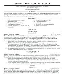 ☜ 40 Hr Manager Resume Sample Beauteous Human Resources Manager Resume