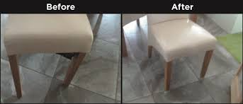 we know how important matching dining room furniture is to our customers and one broken chair can be difficult to replace our technicians can repair