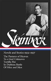 john steinbeck travels charley and later novels  john steinbeck novels and stories 1932 1937 nacircdeg72