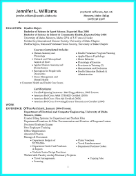 How To List Double Major On Resume How To Write A Resume For ...