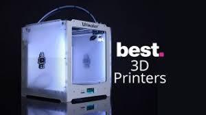 3d Printer Comparison Chart 2018 Best 3d Printers Of 2020 Techradar