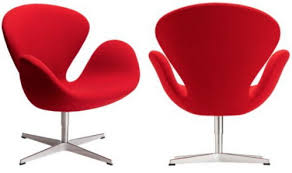 jacobsen furniture. Arne Jacobsen Mid-century Modern Lounge Furniture Swan Chair N
