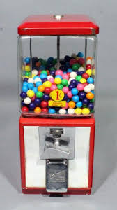 Northwestern Vending Machine Mesmerizing Northwestern Model 48 48 Cent Penny Gumball Candy Vending Machine