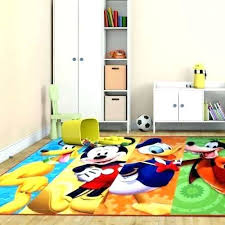 mickey mouse area rug kids room play mat bedroom floor large carpet safe rugs childrens 5x8 kids rug play area red throw rugs childrens canada