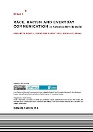 race racism in everyday communication in aotearoa