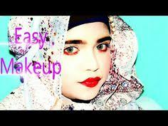 eid special easy simple full face makeup tutorial 2017 aminatutorials