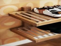 brilliant custom shoe rack ideas engrossing build a closet shoe rack roselawnlutheran