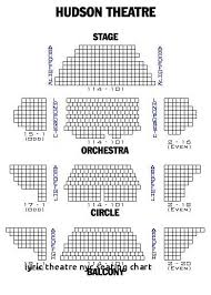 Lyric Theatre Nyc Seating Chart Unique 30 Lyric Theatre Nyc