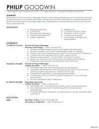 Examples Of Best Resume Example Of The Resume Objective On Resume ...