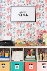home office storage boxes. A Tour Of @thecraftedlife\u0027s Home Office + Diy Storage Boxes R