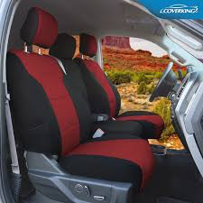 The Ultimate Seat Designs Custom Seat Covers Coverking Genuine Cr Grade Neoprene Custom Fit Seat Covers