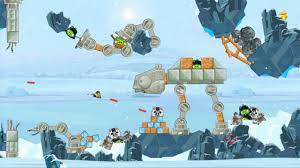 Angry Birds Star Wars hits consoles