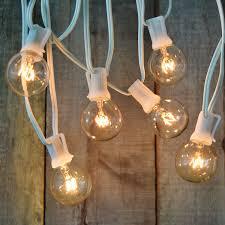 indoor dry outdoor candelabra base globe party string light strand battery ed chandelier light bulbs designs