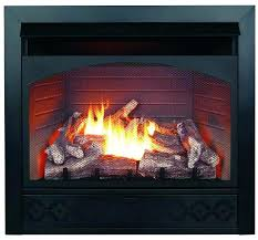 procom gas fireplace compare s on in natural heater reviews ventless parts