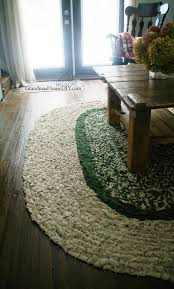 how to braid your own large rag area rug can do pinners with fresh large braided area rug applied to your home concept