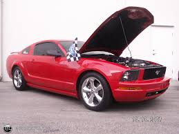 2006 Ford Mustang V6 id 7143