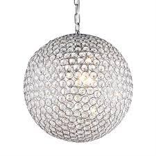 warehouse of tiffany jasmine 2 light round crystal chandelier