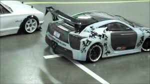 Lexus Lfa Rc Drift Skyline Youtube