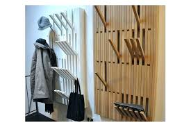 Cool Coat Racks Wall Gorgeous Designer Coat Rack Ambitionsof