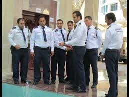 security salary security guard salary in qatar youtube