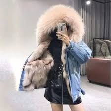 <b>FURSARCAR 2018 New</b> Winter Parka With Real Raccoon Fur ...
