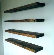 captivating wood floating shelves distressed shelf reclaimed diy wooden f