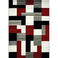 black area rug 8x10 red and rugs 8 x large gray platinum solid cream