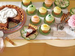 Lemon Sherbet Cupcakes Buttercream Frosting Recipe Myrecipes