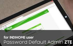 Sayangnya banyak pengguna indihome khususnya pengguna modem zte f609 atau f660 yang mengeluhkan adanya pergantian password yang dilakukan oleh pihak telkom. User Dan Password Zte F609 Indihome Terbaru Paketaninternet Com