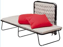 Design of Folding Single Guest Bed with Ikea Fold Away Bed