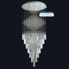 get ations long crystal chandelier lamp headlight lamp duplex villa staircase light chandelier lamp lighting lamps modern minimalist