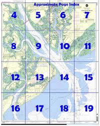 Noaa Chart 13295 Gratis Karten Booklet Charts Der Noaa Sailpress Com