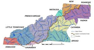 here's a good look at nc's river basins  riverlink