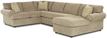 chaise sofa sectional bright brown colored sofas with right chaises transitional sectionally couch rolled arms and