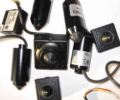 Система скрытого видеонаблюдения в квартире Камеры для систем скрытого видеонаблюдения с конусным объективом