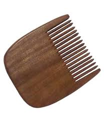 ginni neem wood comb beard comb wide tooth comb ginni neem wood comb beard comb wide tooth comb at best s in india snapdeal