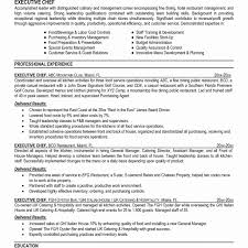 Enchanting Example Cook Resume Photo Documentation Template