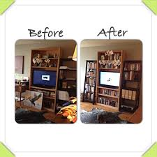 Living Room Organization Before And After Apartment Organization Simply Home Aid