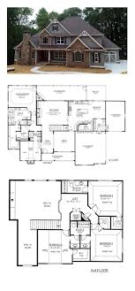 68 best french country house plans images on floor plans 4 bedroom 3 bath 1
