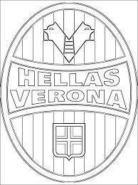 Voetbal Kleurplaat Logo Juventus Juventus Luhur Hati