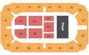 hobart arena tickets and hobart arena seating chart buy