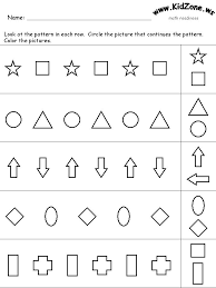 Patterns For Preschool Interesting FREE AB Pattern 48 48 Pattern Worksheet Fun Ideas Parenting Tools