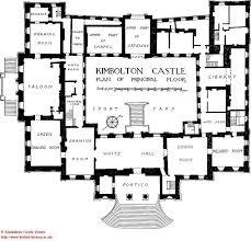 kimbolton castle prinl floor estate plans castle floor plans ffxi